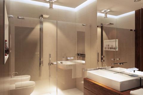 Wizualizacje łazienek 3D
